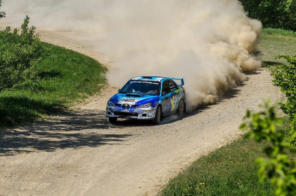 Subaru Impreza STI (4WD Open)