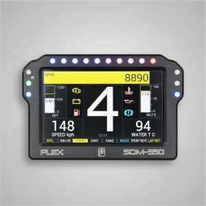 Plex dash&data logger SDM-550