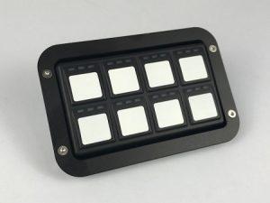 Панель крепления keypad 8 button
