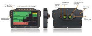 Plex dash&data logger SDM-700