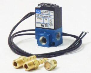 3-port boost solenoid
